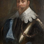Robert Levrac-Tournières - Gustav II Adolf (1594-1632), King of Sweden