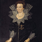 Johan Baptista van Uther - Kristina (1573-1625), Queen of Sweden Princess of Holstein-Gottorp