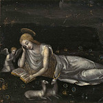 Unknown painters - The Holy Magdalene