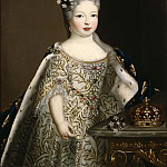 Unknown painters - Maria Anna Viktoria (1718-1781), Princess of Spain