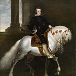Unknown painters - Philip IV of Spain