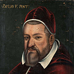 Unknown painters - The Pope Paulus V