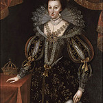 Unknown painters - Maria Eleonora (1599-1655), Queen of Sweden