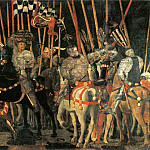 UCCELLO_Paolo_Micheletto_da_Cotignaola_Engages_In_Battle, G C Michelet