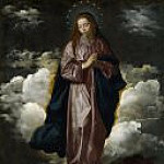 The Immaculate Conception, Diego Rodriguez De Silva y Velazquez