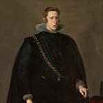 Philip IV , King of Spain, Diego Rodriguez De Silva y Velazquez