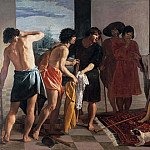 Josephs bloody coat brought to Jacob, Diego Rodriguez De Silva y Velazquez