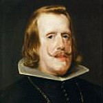 Diego Rodriguez De Silva y Velazquez - Portrait of Philip IV, King of Spain