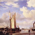 Willem van de Velde the Younger - #05890