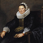 Unknown painters - Portrait of a Lady