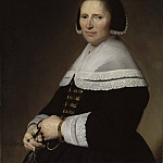 Unknown painters - Portrait of a Woman