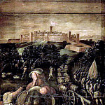 The Capture of Monteriggioni