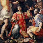Garofalo (Benvenuto Tisi) - The Stoning of Saint Stephen