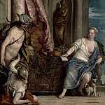 Hermes, Herse and Aglauros, Veronese (Paolo Cagliari)