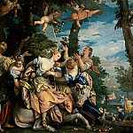The Rape of Europa, Veronese (Paolo Cagliari)