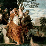 The Anointing of David, Veronese (Paolo Cagliari)