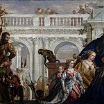 Veronese (Paolo Cagliari) - The Family of Darius before Alexander