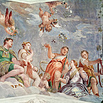 The Court of Love or, The Conjugal Virtues, Veronese (Paolo Cagliari)