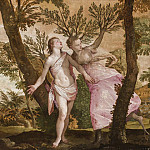 Apollo and Daphne, Veronese (Paolo Cagliari)