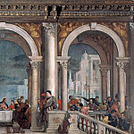 Supper in the House of Levi, Veronese (Paolo Cagliari)