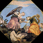 Veronese (Paolo Cagliari) - Allegory of the Liberal Arts