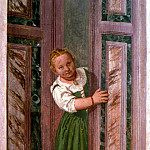 Child at the Door, Veronese (Paolo Cagliari)