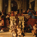 The Presentation in the Temple, Veronese (Paolo Cagliari)