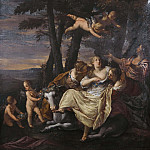 The Rape of Europa [After], Veronese (Paolo Cagliari)