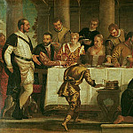 The Wedding at Cana, Veronese (Paolo Cagliari)