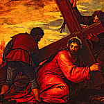 Christ Sinking under the Weight of the Cross, Veronese (Paolo Cagliari)