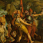 Veronese (Paolo Cagliari) - Christ Carrying the Cross