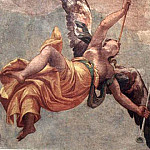 Time and Fame, Veronese (Paolo Cagliari)