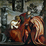 Susanna and Elders [Workshop], Veronese (Paolo Cagliari)
