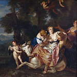 Simon Vouet - The Rape of Europa [After]