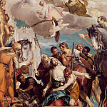 The Martyrdom of St. George, Veronese (Paolo Cagliari)