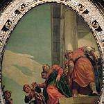 Esther Conducted to Ahasuerus, Veronese (Paolo Cagliari)
