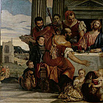 Supper at Emmaus, Veronese (Paolo Cagliari)