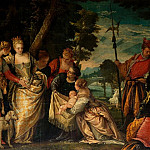 Veronese (Paolo Cagliari) - The Finding of Moses