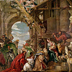 Adoration of the Kings, Veronese (Paolo Cagliari)