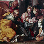 Veronese (Paolo Cagliari) - Adoration of the Shepherds