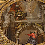 The Annunciation, Veronese (Paolo Cagliari)
