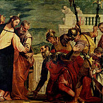 Jesus and the Centurion, Veronese (Paolo Cagliari)