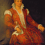 Portrait presumed to be Livia Colonna, Veronese (Paolo Cagliari)
