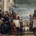 The Feast in the House of Simon, Veronese (Paolo Cagliari)