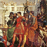Family of Darius before Alexander the Great, Veronese (Paolo Cagliari)