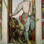 Self Portrait in Hunting Costume, Veronese (Paolo Cagliari)