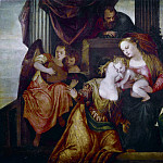 The Mystic Marriage of Saint Catherine, Veronese (Paolo Cagliari)
