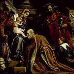 The Adoration of the Magi, Veronese (Paolo Cagliari)