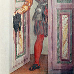 A Servant at the Door, Veronese (Paolo Cagliari)