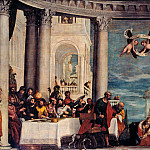 Veronese (Paolo Cagliari) - Паоло Веронезе - Пир в доме Симона Фарисея [The Feast in the House of Simon the Pharisee]